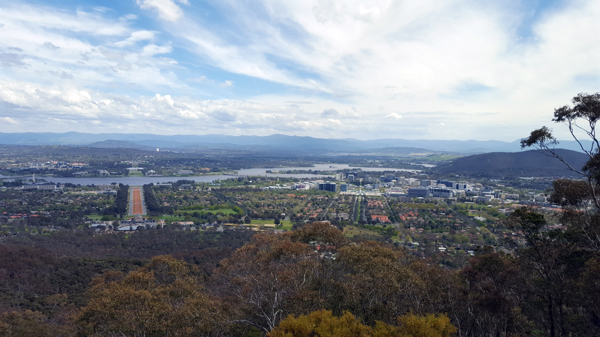 Canberra Private Tour
