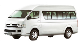 Toyota Commuter of Sydney Private Guided Tours