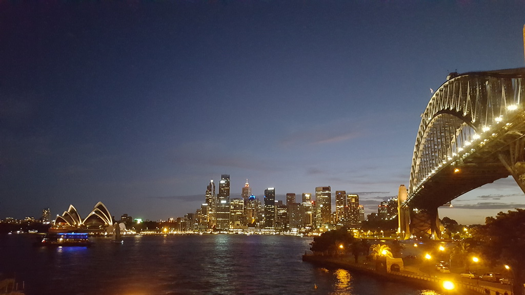 Night Photography Sydney Private Tour