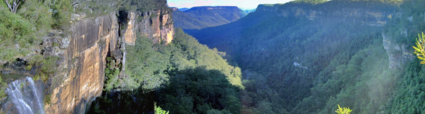 carrington falls panorama