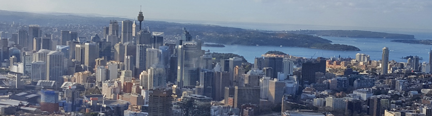Sydney Panoramic View
