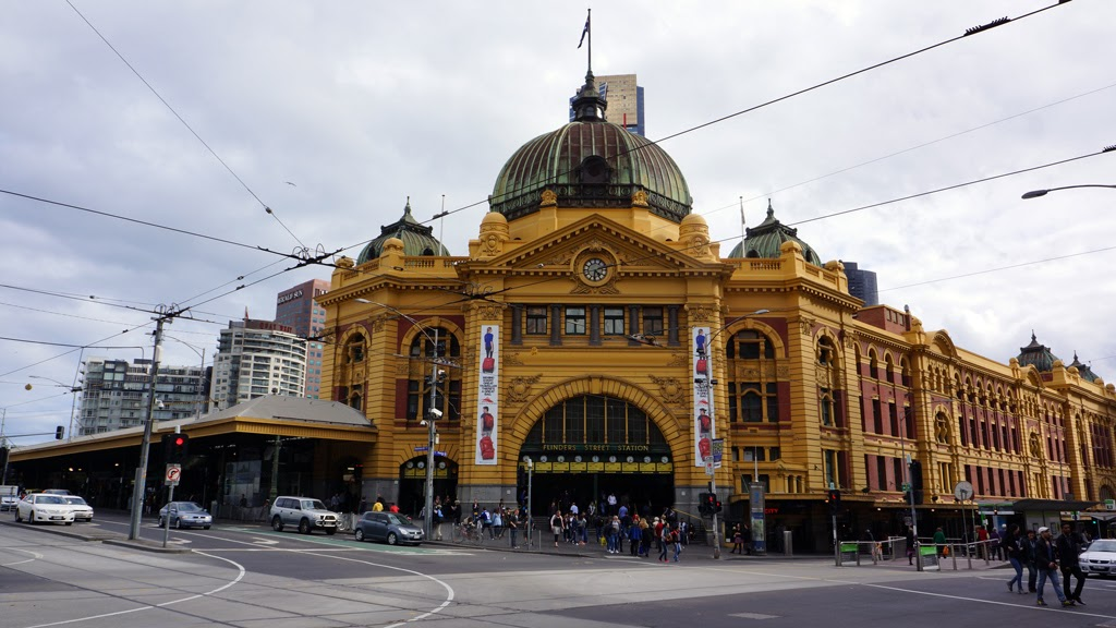 Melbourne Private City Sight Tour