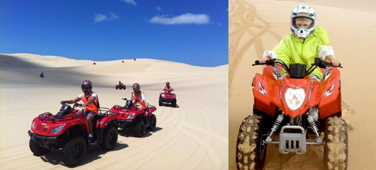 Quad Bike Tours NSW